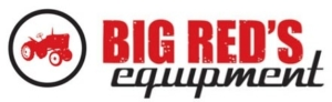Big Red's Equipment Logo
