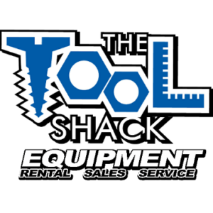 The Tool Shack Equipment Logo