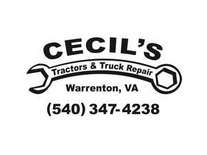 Cecil's Tractors Logo