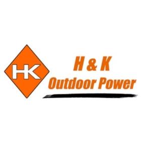 H&K Outdoor Power Logo