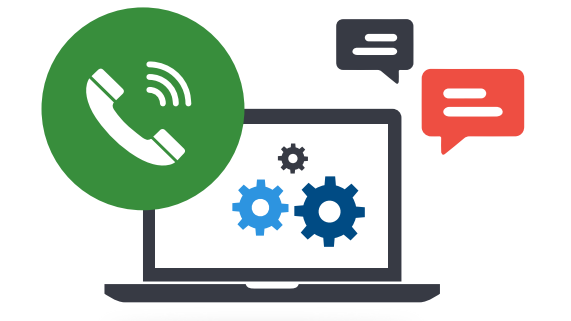 c-Systems Text Enable Landline